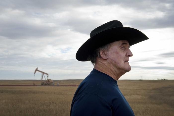 Цена американской нефти North Dakota Sour упала ниже $0 забаррель