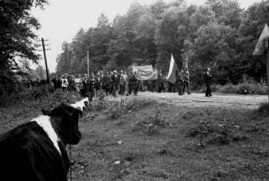 Польская кровь забастовки. 35 лет Быдгощского марта