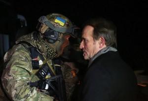 Между ополченцами ДНР и киевскими силовиками состоялся крупнейший обмен пленными за все время конфликта