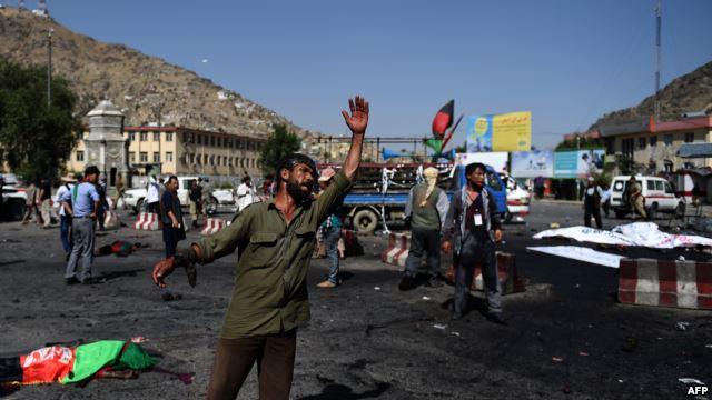 Количество жертв возросло до80— Теракт вКабуле