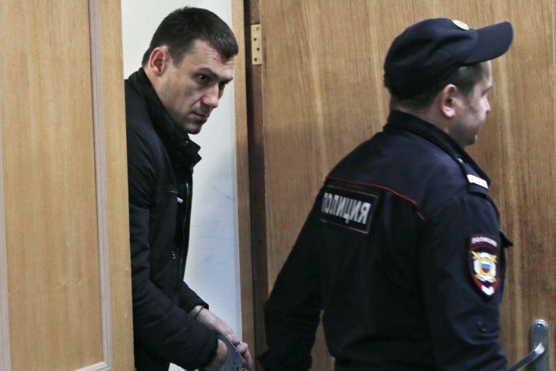 Вмосковском СИЗО покончил ссобой фигурант «дела Гайзера»