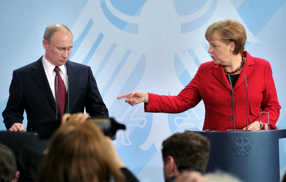 Меркель: «Минск-2» остается основой для усилий поурегулированию конфликта вДонбассе