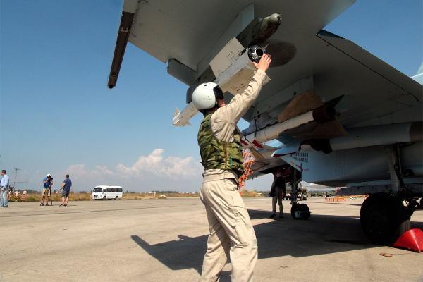 Шойгу разъяснил, для чего нужна русская авиабаза вСирии
