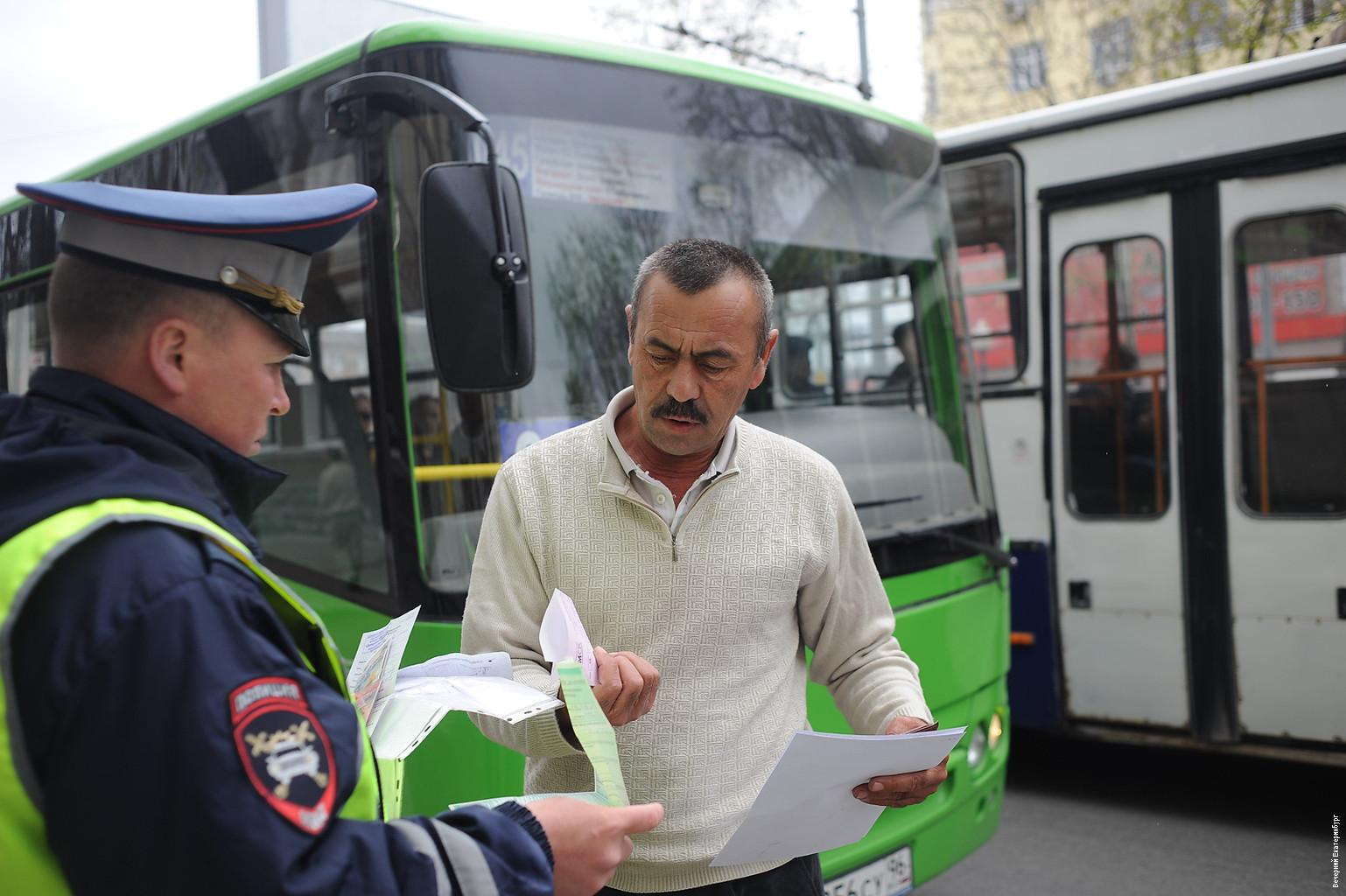 Мигрантам запретили работать водителями вНовосибирской области