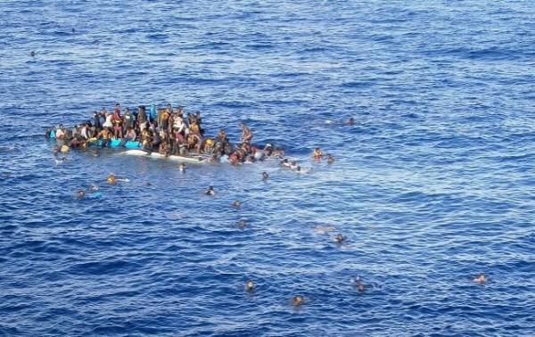 Десятки мигрантов погибли уберегов Египта