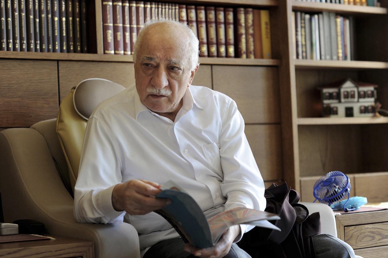 Турция направила США официальный запрос обаресте Гюлена