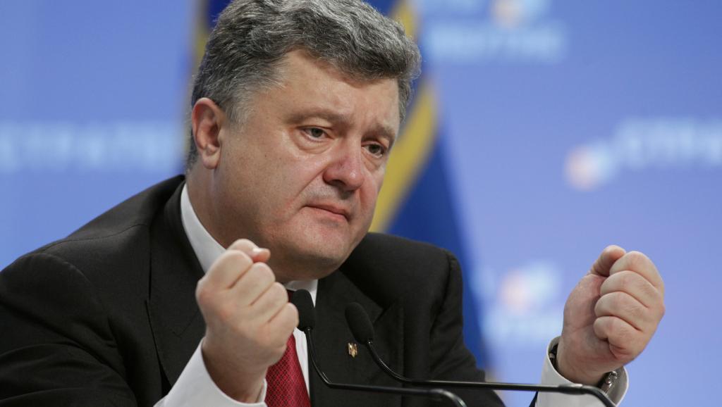 Порошенко: доустановления безопасности наДонбассе небудет политической части Минска