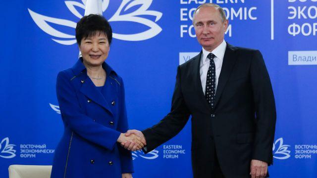 Путин поведал опозиции РФ вотношении ядерной программы КНДР