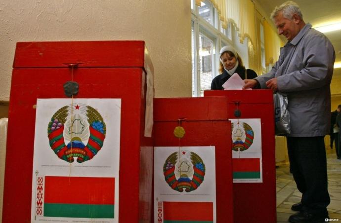 Выборы проходят спокойно— ЦИК Беларуси