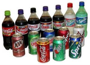 Минэкономразвития выступило против введения акциза на сладкие напитки