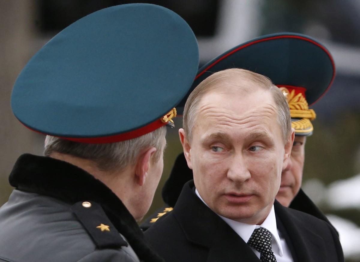 Путин назначил командующих Росгвардии вфедеральных округах