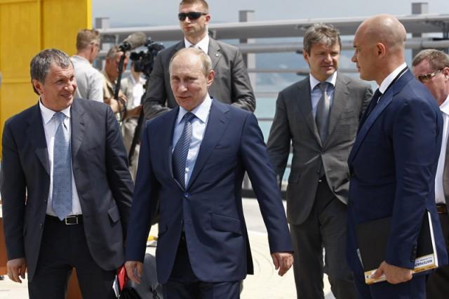 Путин назвал госдолг США бомбой замедленного действия