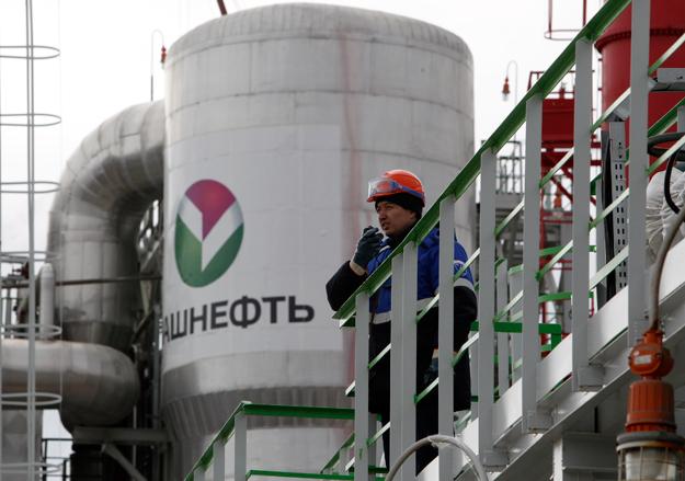 «Роснефть» готова купить «Башнефть» за325 млрд руб.