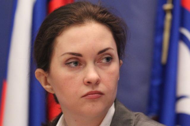 Руководить аппаратом Госдумы будет экс чиновница из администрации Путина