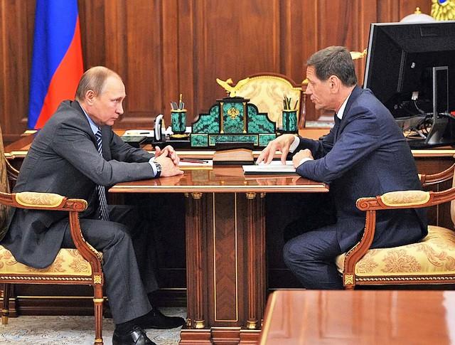 Необходимо подготовить полный переход Жукова в Государственную думу — Путин