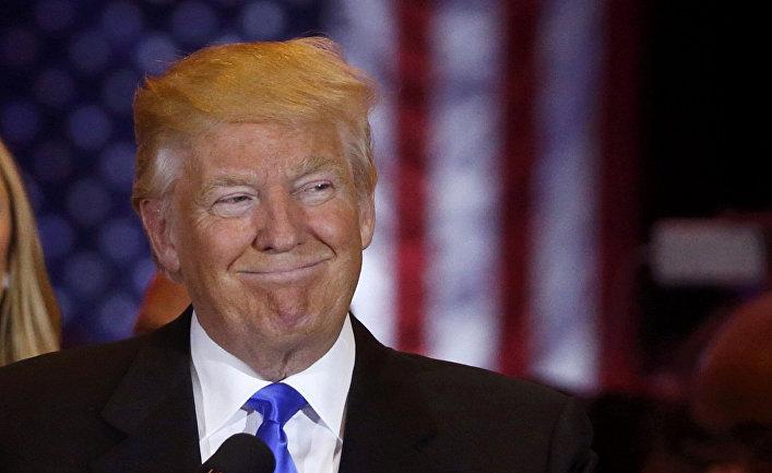 Трамп сократил отставание отКлинтон до2%