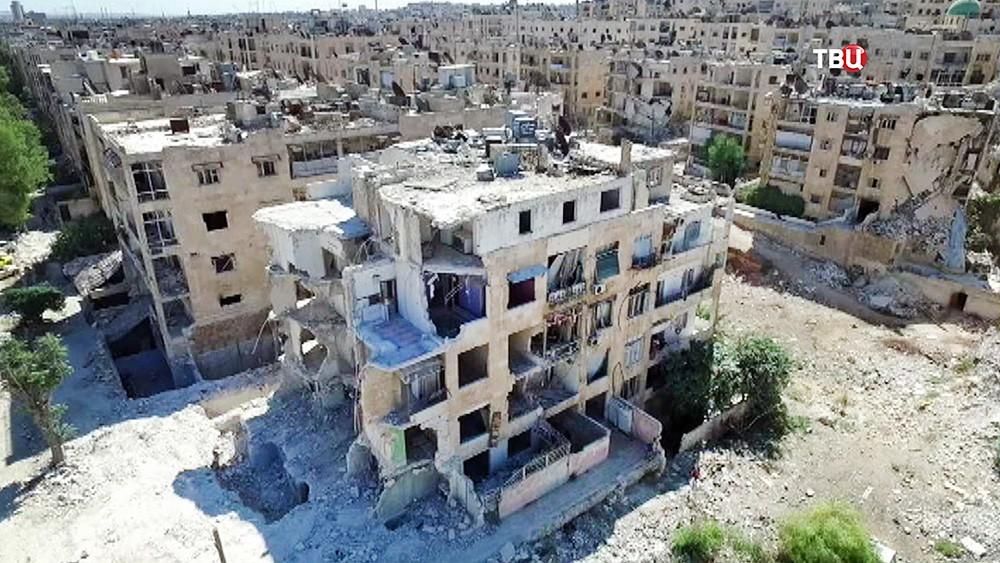 Авиация РФ иСирии остановила бомбардировки врайоне Алеппо