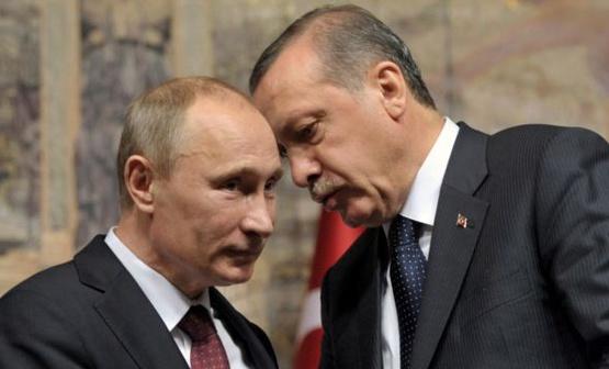 Путин иЭрдоган обсудили вывод боевиков изАлеппо