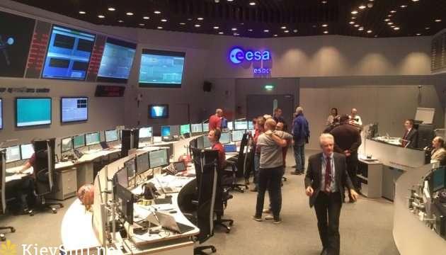 В Европейском космическом центре потеряли связь с севшим на Марс зондом Schiaparelli