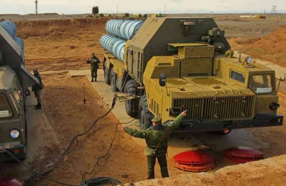 С-300 неприятно изумит «стратегов» изсоедененных штатов — МинобороныРФ