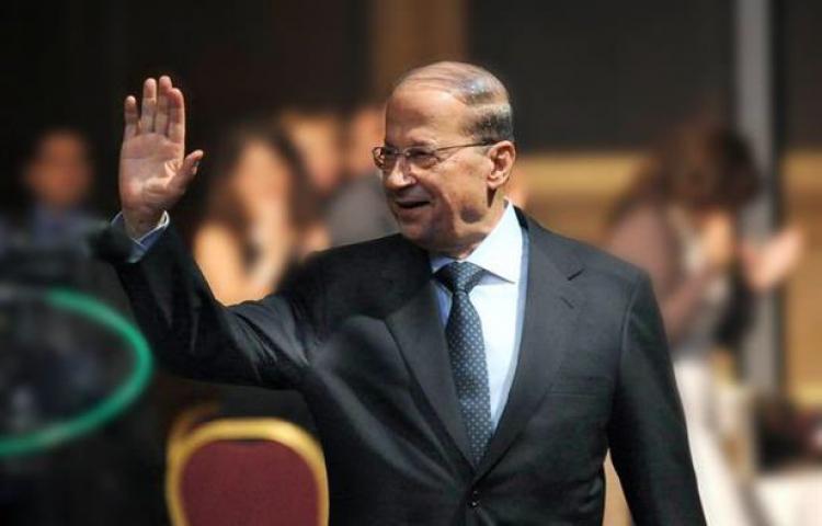 Христианский политик Мишель Аун избран президентом Ливана
