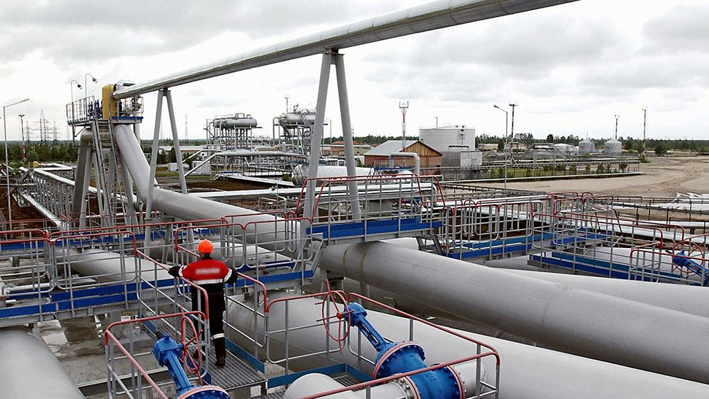 Российская Федерация расторгла с Украинским государством соглашение омагистральных нефтепродуктопроводах