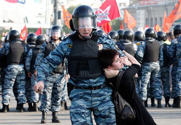 Фигурант Болотного дела отсудил у Российской Федерации €12,5 тысячи