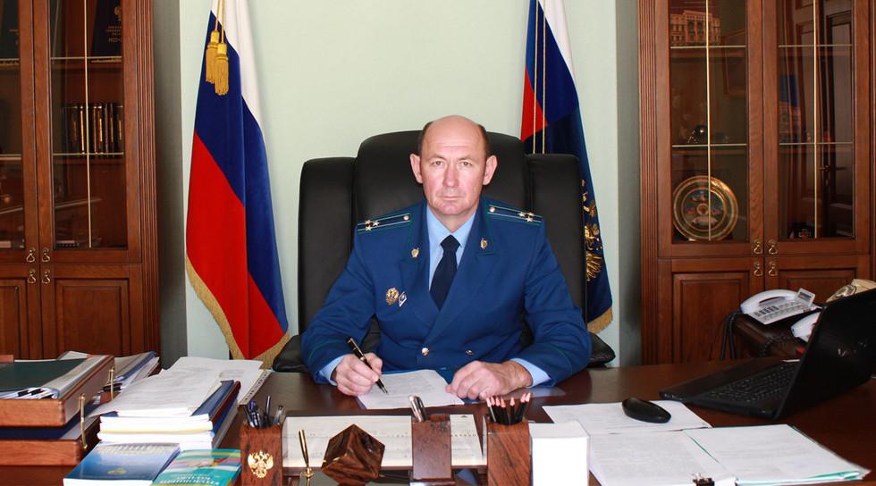 Путин сократил обвинителя Ленинградской области