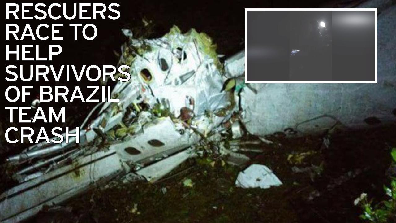 Среди пассажиров упавшего вКолумбии самолета был сын экс-тренера ЦСКА
