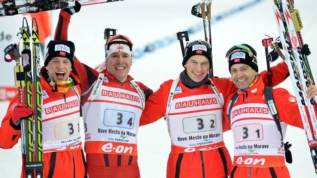 Норвегия выступила забойкот всех интернациональных биатлонных мероприятий в РФ