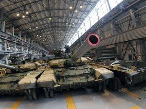 Путин передал производителя танков «Уралвагонзавод» в госкорпорацию «Ростех»