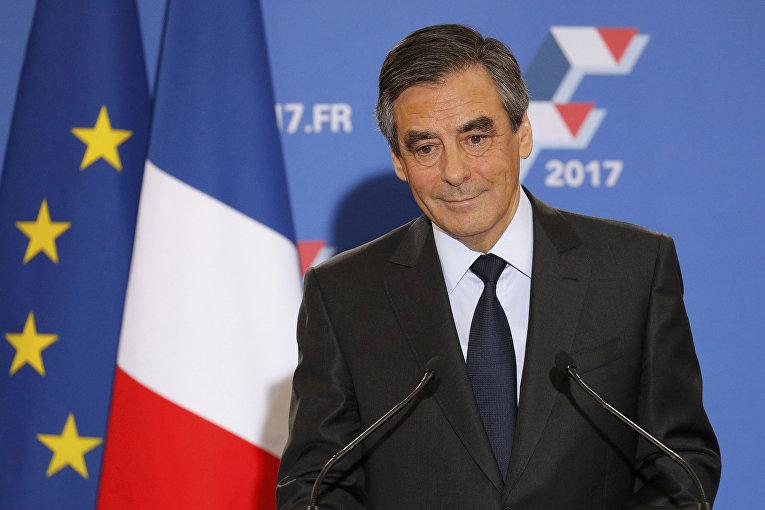 Фийон стал официальным кандидатом напост президента отреспубликанцев— Выборы воФранции