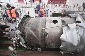 Следствие исключило версию теракта на борту Ту 154