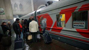 С 1 января на 4 5% выросли цены на билеты в поездах дальнего следования