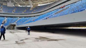 В стадион на Крестовском острове в Петербурге вложат еще 2 млрд рублей