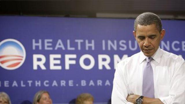 ВСенат США внесена резолюция, предусматривающая порядок отмены Obamacare