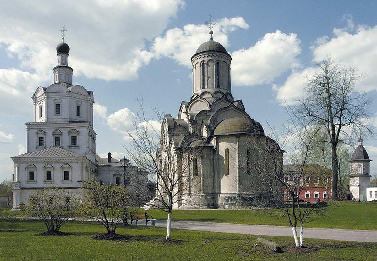 Андроников монастырь в столице может быть передан вбезвозмездное использование РПЦ