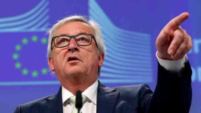 ЕСвыставит Англии «здоровенный счет» довыхода изсостава— Юнкер
