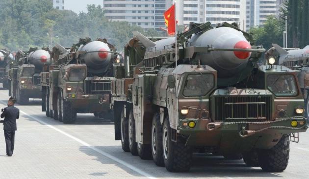 Пентагон пригрозил КНДР нанесением сокрушительного удара вответ наядерную атаку