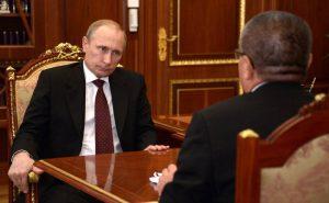 «Дождь»: Путин может смягчить приговор Улюкаеву