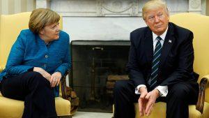 Германия опровергла утверждения Трампа о долге перед США и НАТО