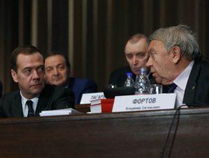Выборы главы Академии наук отложены: все три кандидата сняли свои кандидатуры