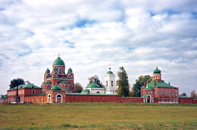 Музей вБородино передаст в использование РПЦ здания Спасо-Бородинского монастыря