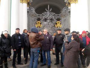 Народная оппозиция выйдет на Дворцовую посчитаться