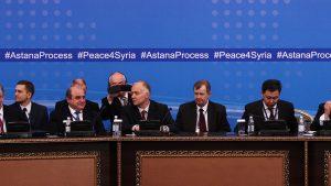 В Астане начался третий раунд переговоров по Сирии
