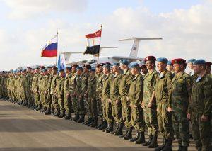 В Минобороны заявили, что российского спецназа в Сиди Баррани в Египте нет