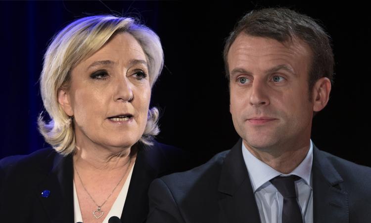 ЛеПен отказалась от«Национального фронта» навремя выборов