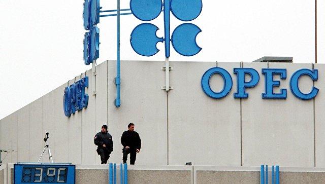 ОПЕК объявила опродлении соглашения осокращении добычи нефти надевять месяцев