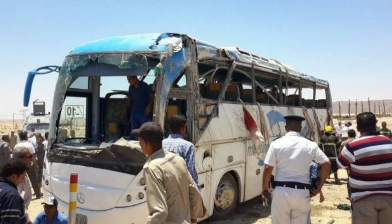Теракт в Египте унес 23 жизни, в стране введено чрезвычайное положение