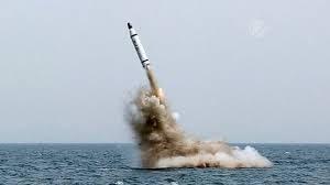 КНДР запустила очередную ракету в сторону Японского моря